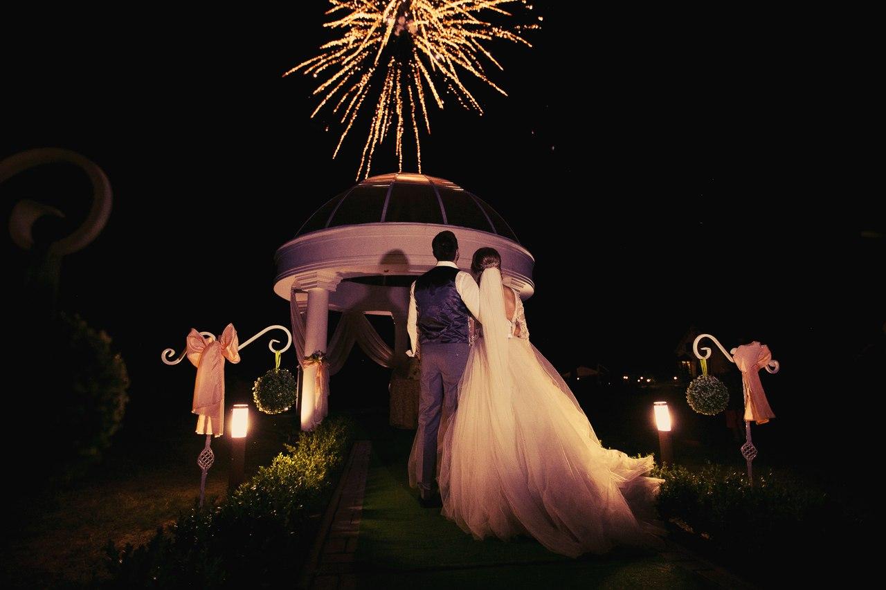 Святкування весілля у Респарку